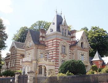 Villas Belle Epoque Bagnoles de l'Orne