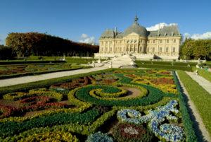 Reconstitution du château de Vaux-le-Vicomte